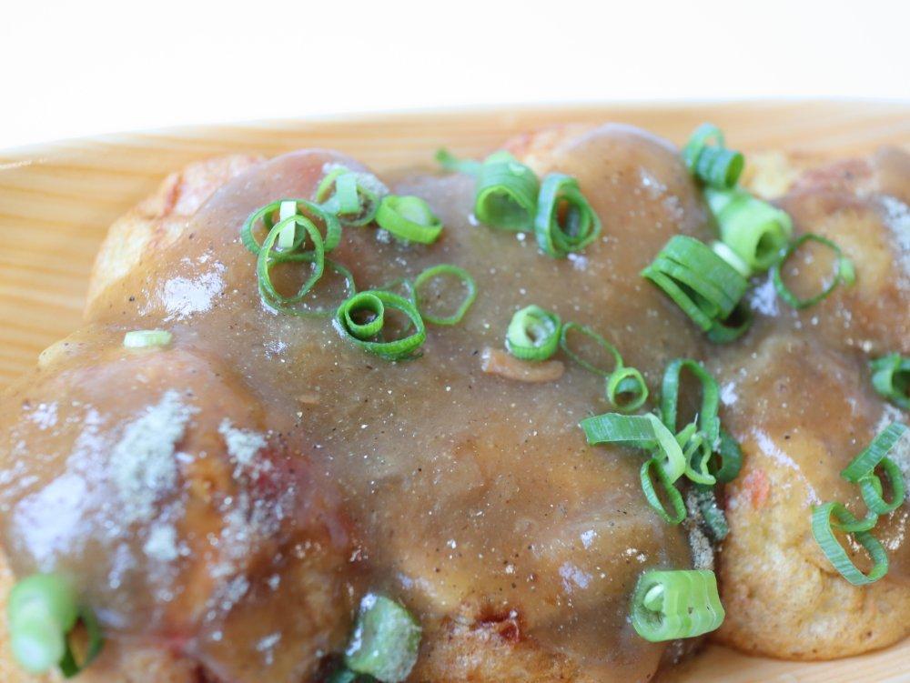 魚介豚骨ソース