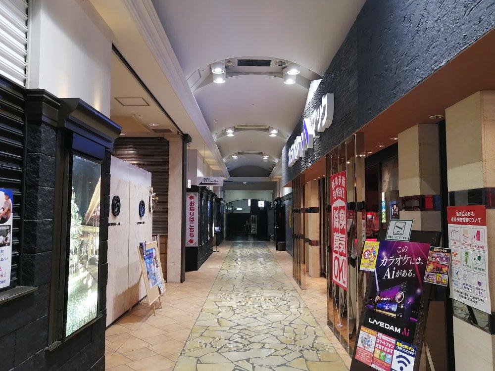 仙台フォーラス地下2階