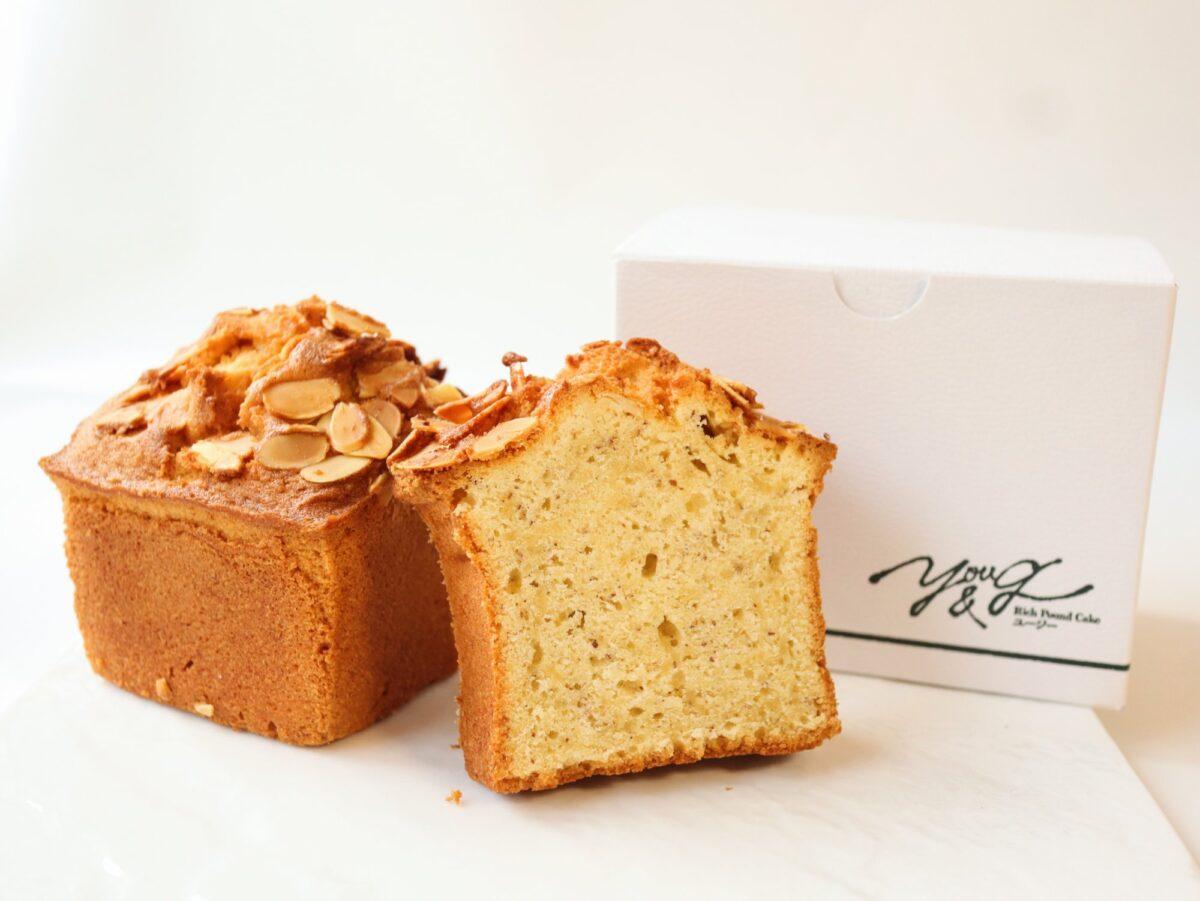 高級パウンドケーキ