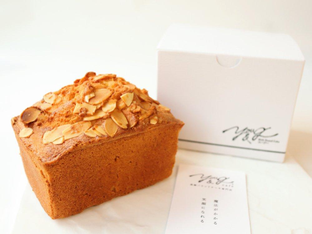 YOU&G+cafe パウンドケーキ