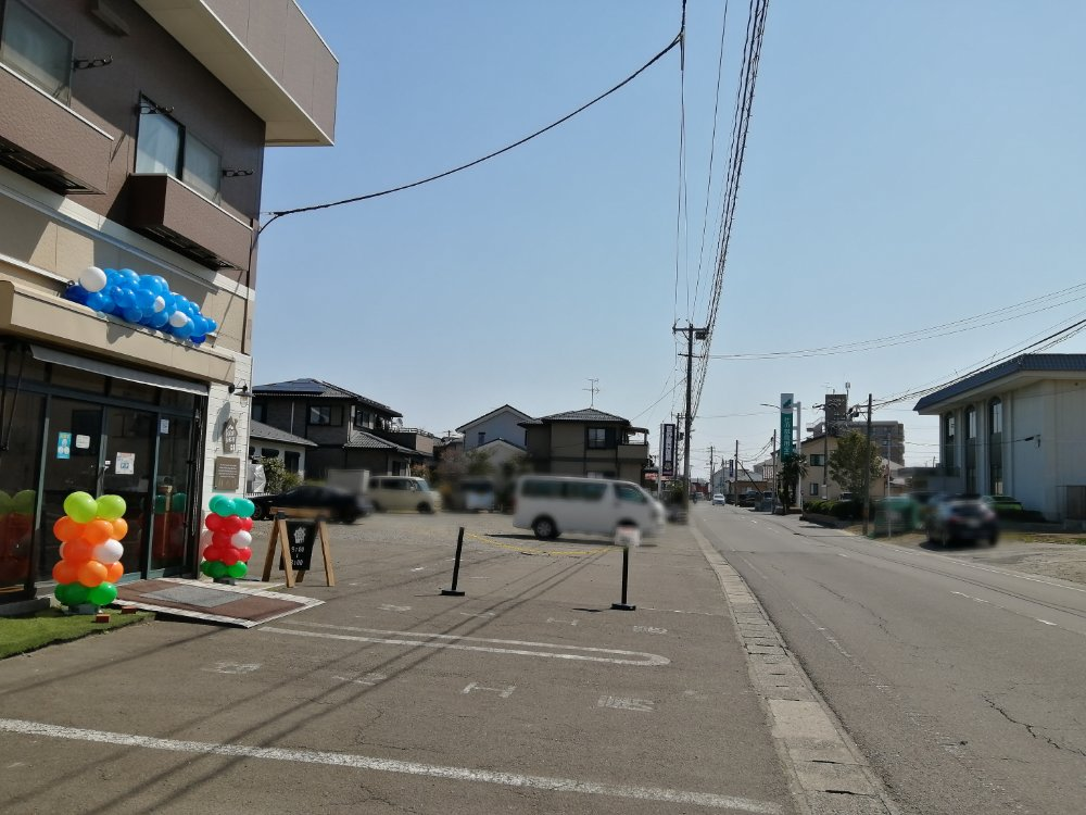 仙台市太白区東中田コティニベーカリー