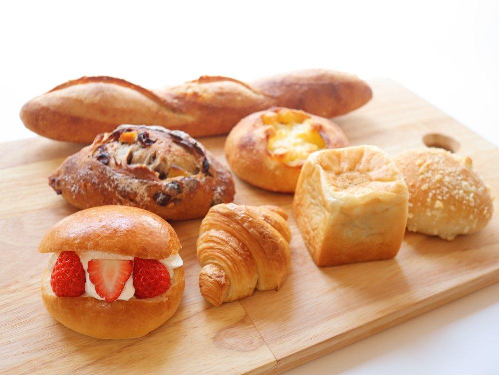 コティニ ベーカリーで買ったパン7種