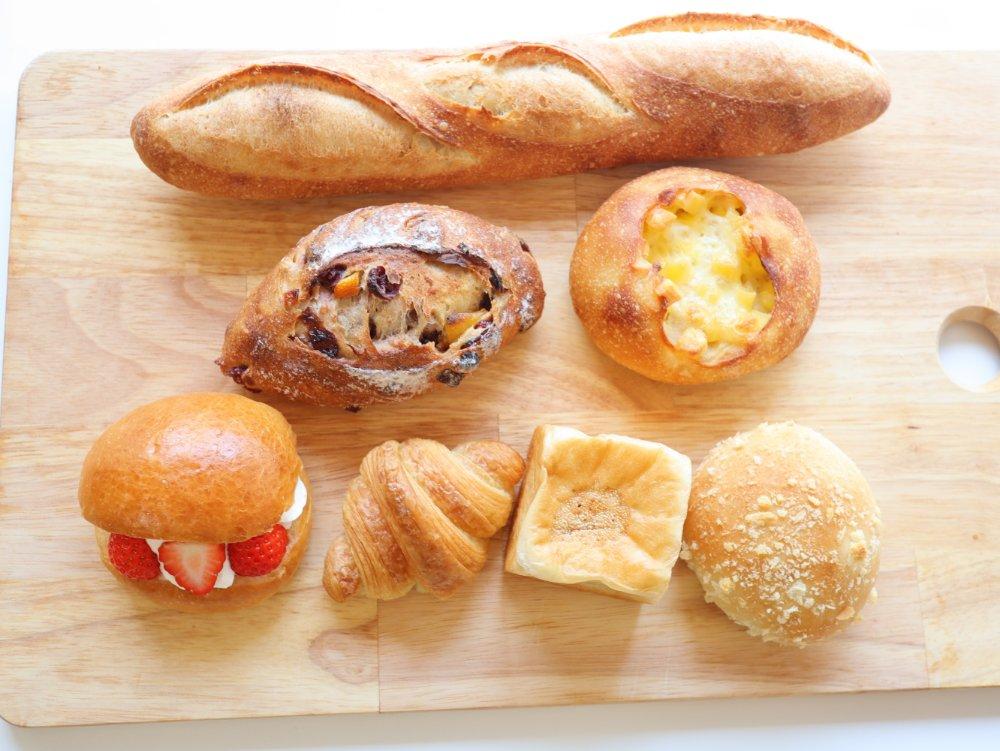 KOTINI BAKERYのパン