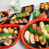 銀の皿 寿司