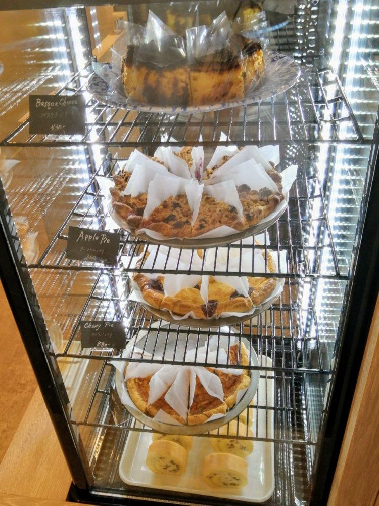 パイアットのパイやバスチー