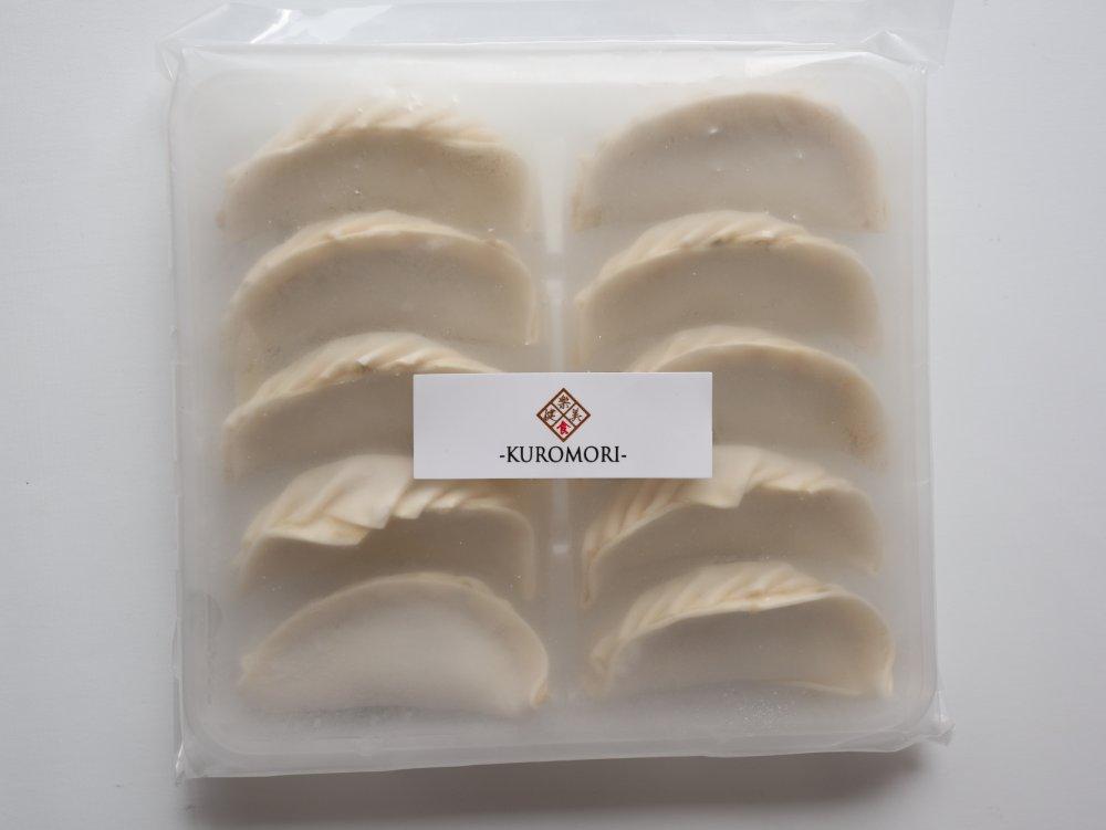 楽・食・健・美-KUROMORI-の冷凍餃子