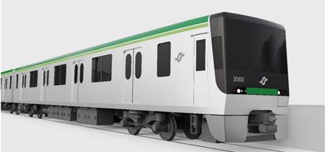 【仙台市】地下鉄南北線の新型車両デザインが決定!来年度から作成に着手し運行は令和6年度の予定