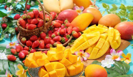 スイーツパラダイス仙台パルコ店でフルーツパラダイス|マンゴー&いちご食べ放題