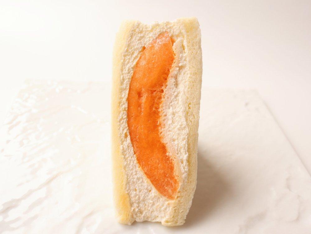 メロンフルーツサンド