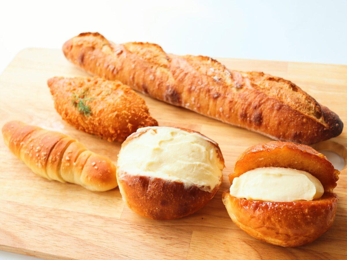 ジラフのパン