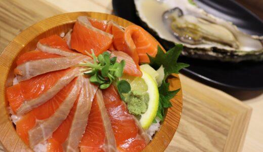 【レビュー】仙台空港 ふぃっしゃーまん亭|これは必食!絶品の銀王丼