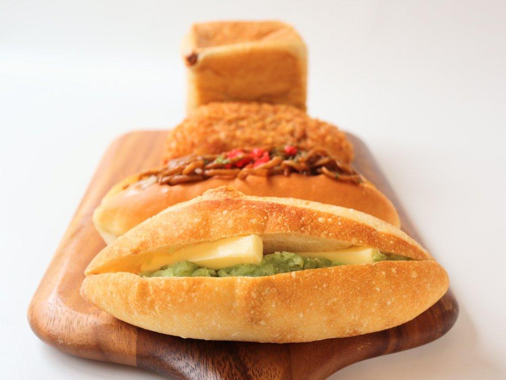 パーシモンのパン