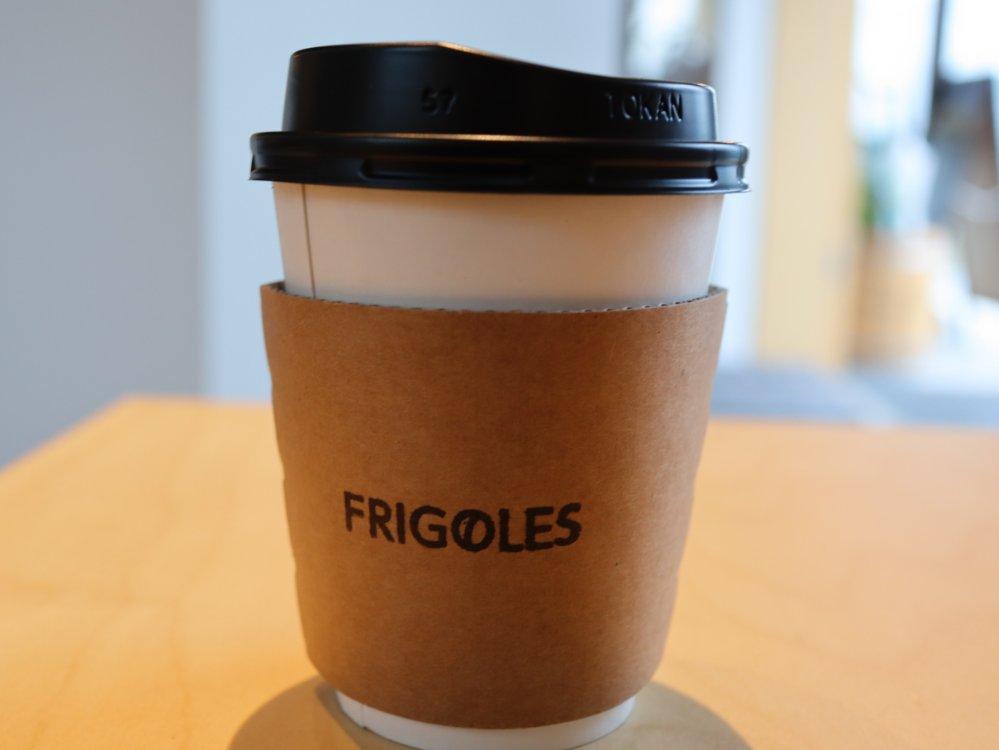フリゴレス仙台泉店のドリップコーヒー