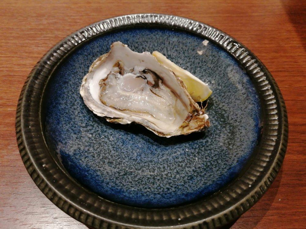 醤麺男 生牡蠣