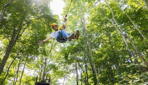 スプリングバレー仙台泉マウンテンパークで『空の冒険王国』開催!手ぶらバーベキューやアトラクションなど
