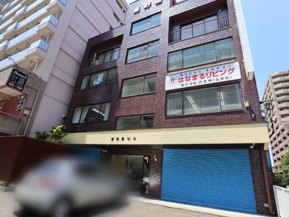 阿部青果店のオープン予定地