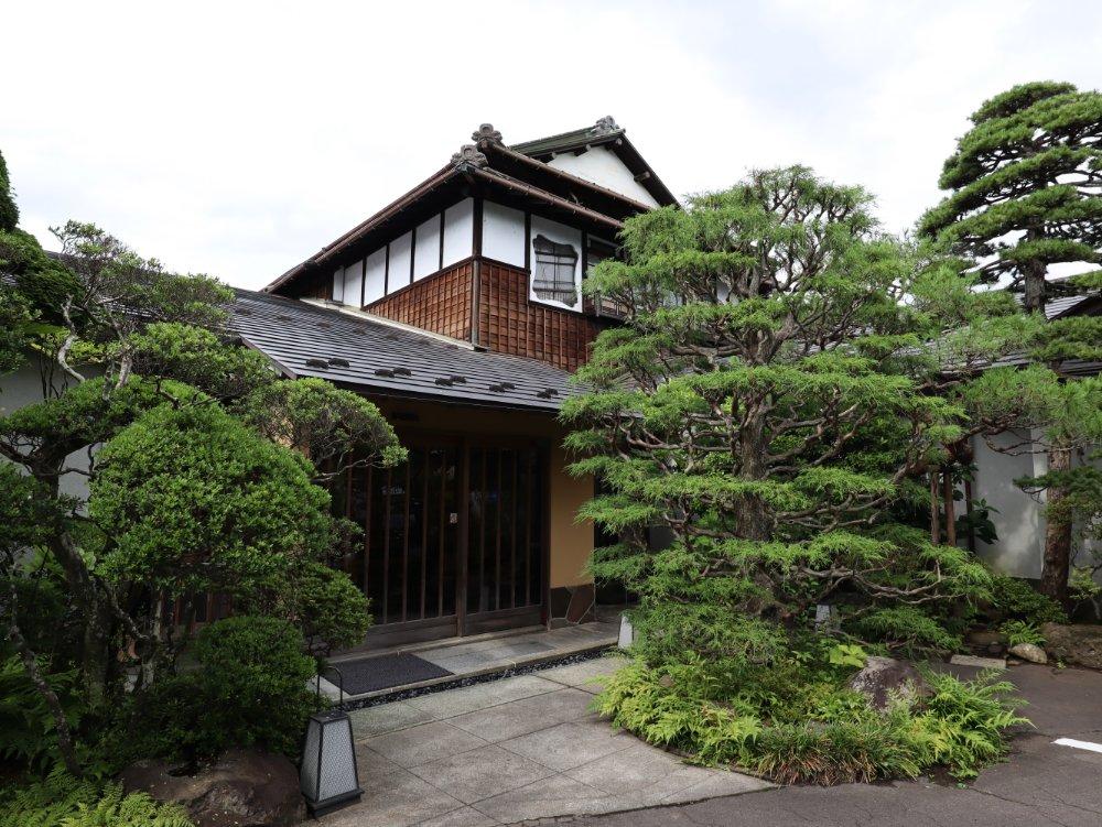 仙台の懐石料理 東洋館