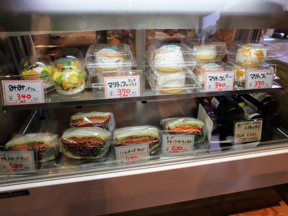 #05阿部青果店 みみパフェやマリトッツォ