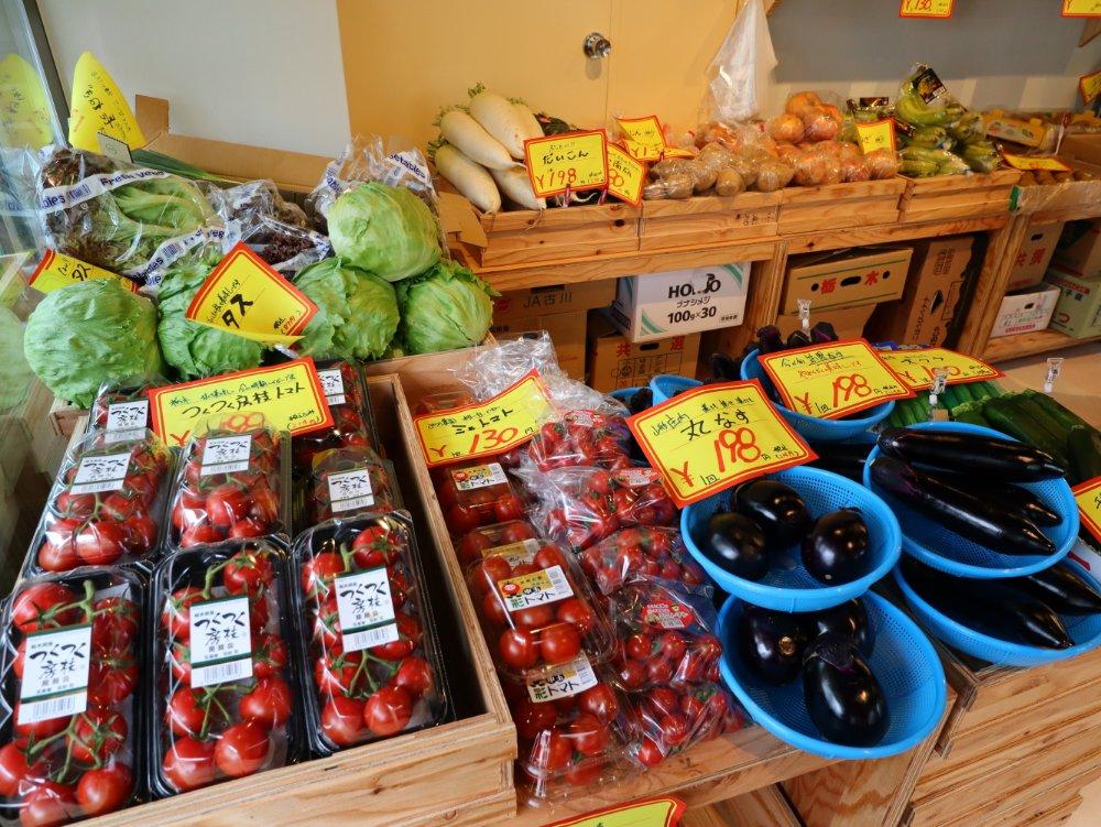 #05阿部青果店の野菜や果物