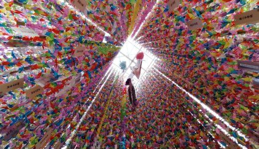 仙台七夕まつり|2021年は規模を縮小して開催に。前夜祭の花火大会は複数個所で5分程度