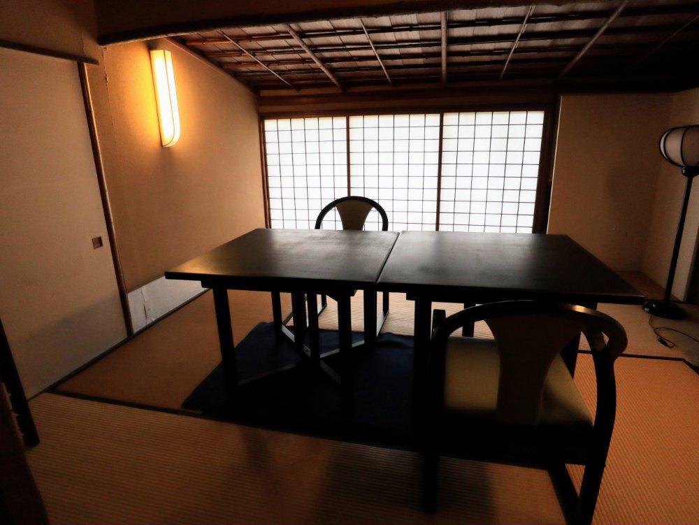 懐石料理 東洋館の部屋3