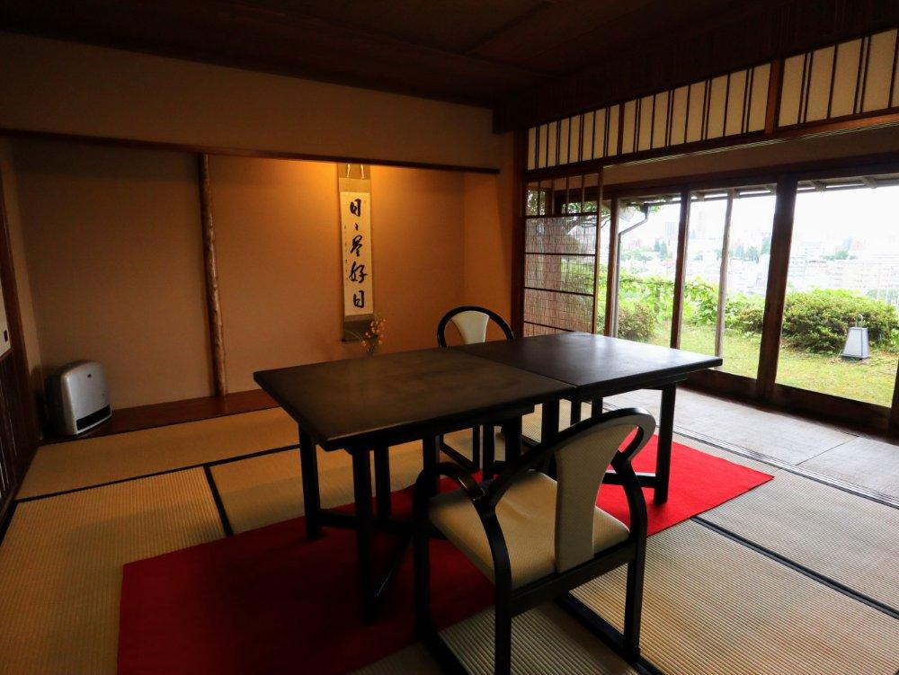 懐石料理 東洋館の部屋2