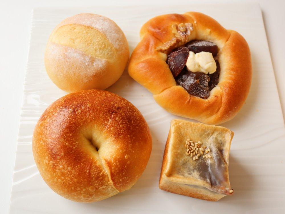七曜星 仙台五橋店で購入したパン