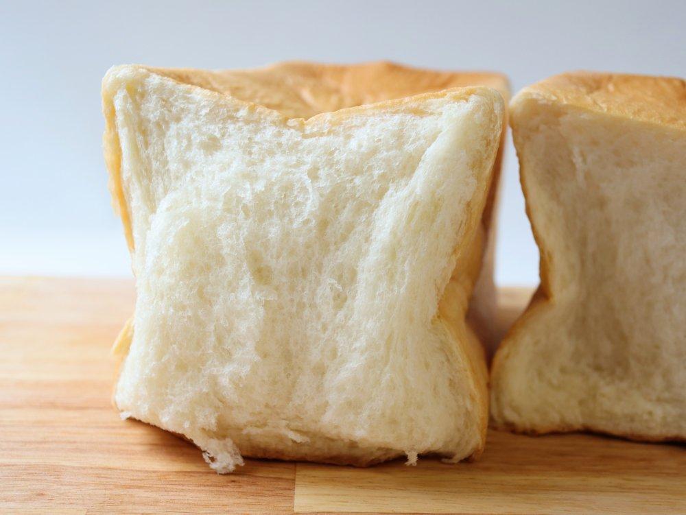 シルキーな食パン