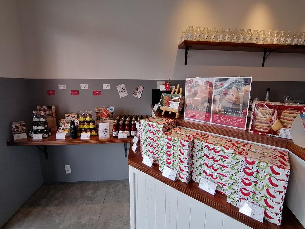 ICHIBIKO閖上店 焼き菓子やジャム