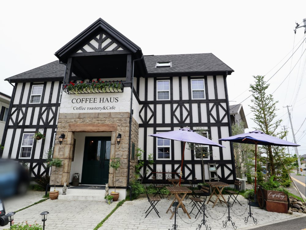 富沢のカフェコーヒーハウス