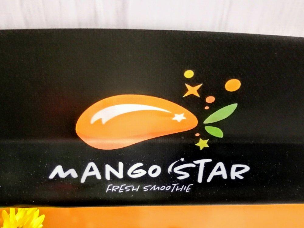 MANGO STAR ロゴ