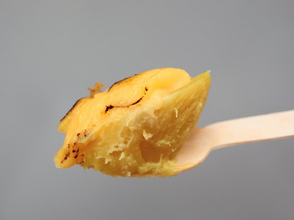 ブリュレと熟成芋