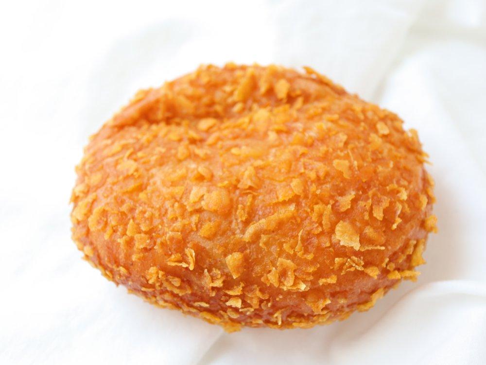 カリカリチーズカレーパン
