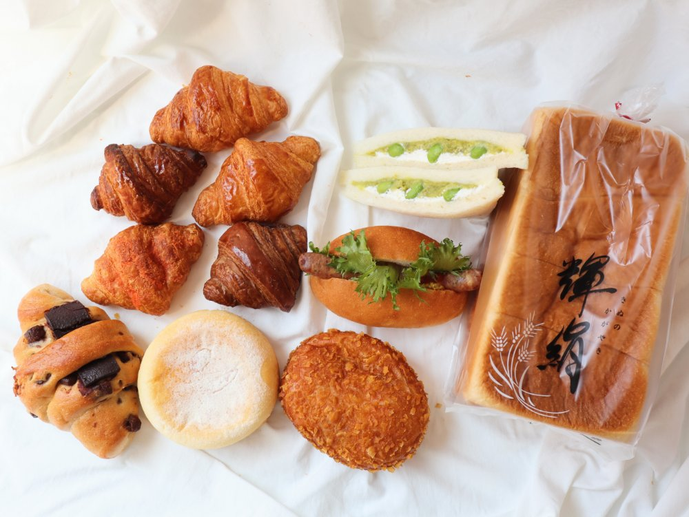 ヴィドフランスのパンを10種購入
