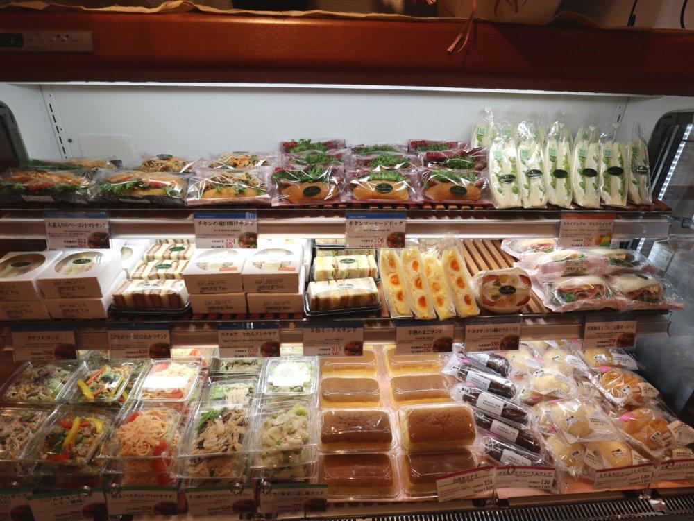 ヴィドフランス サンドイッチコーナー
