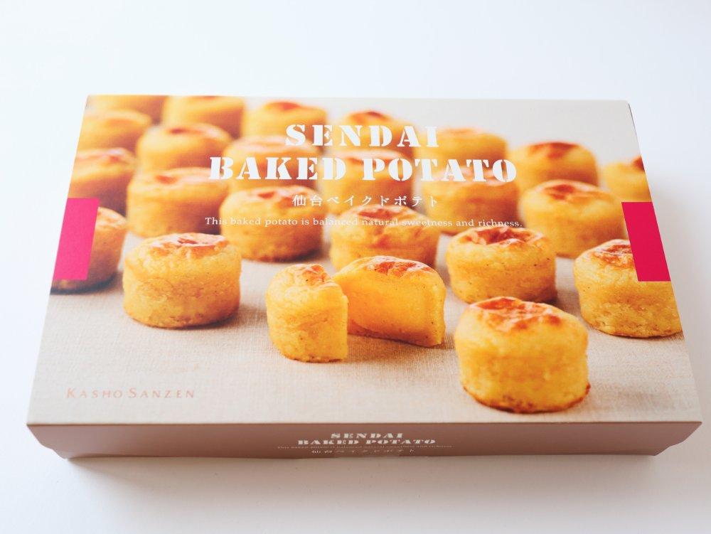 菓匠三全の仙台ベイクドポテト