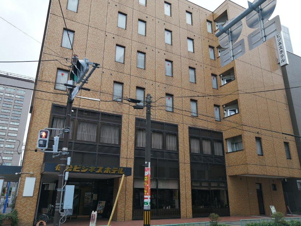 仙台市青葉区本町の仙台ビジネスホテル