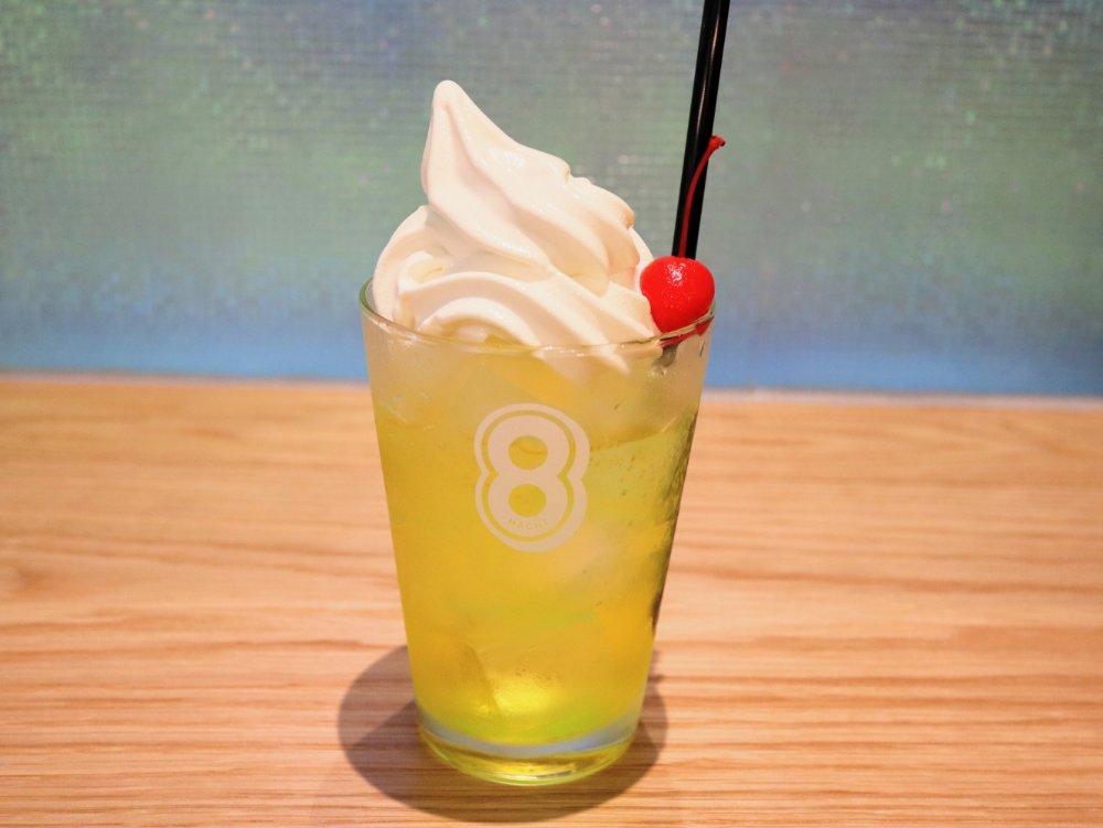 レモンクリームソーダ