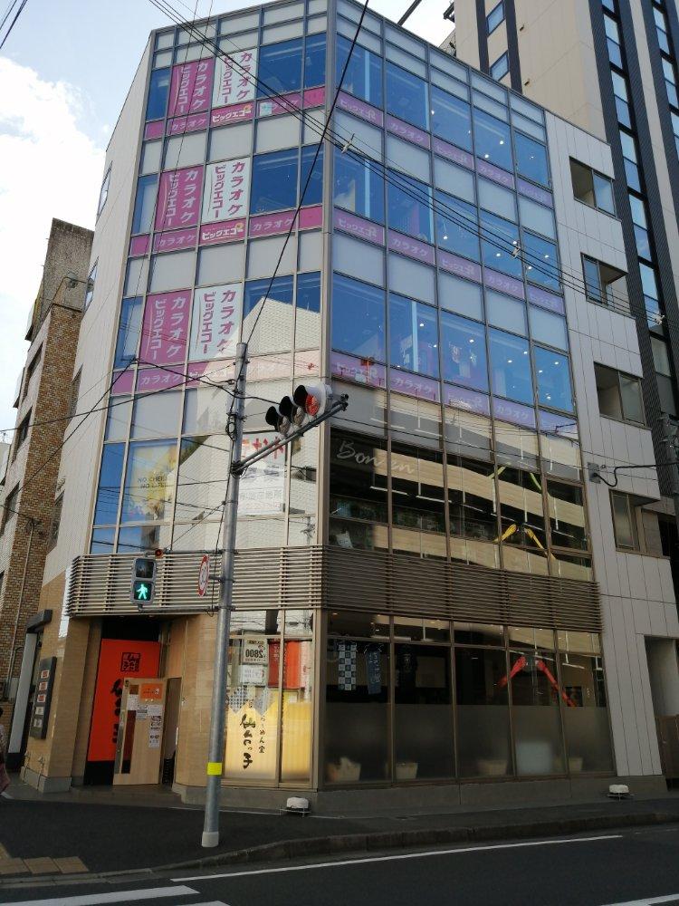 やちよ 仙台東口店の場所