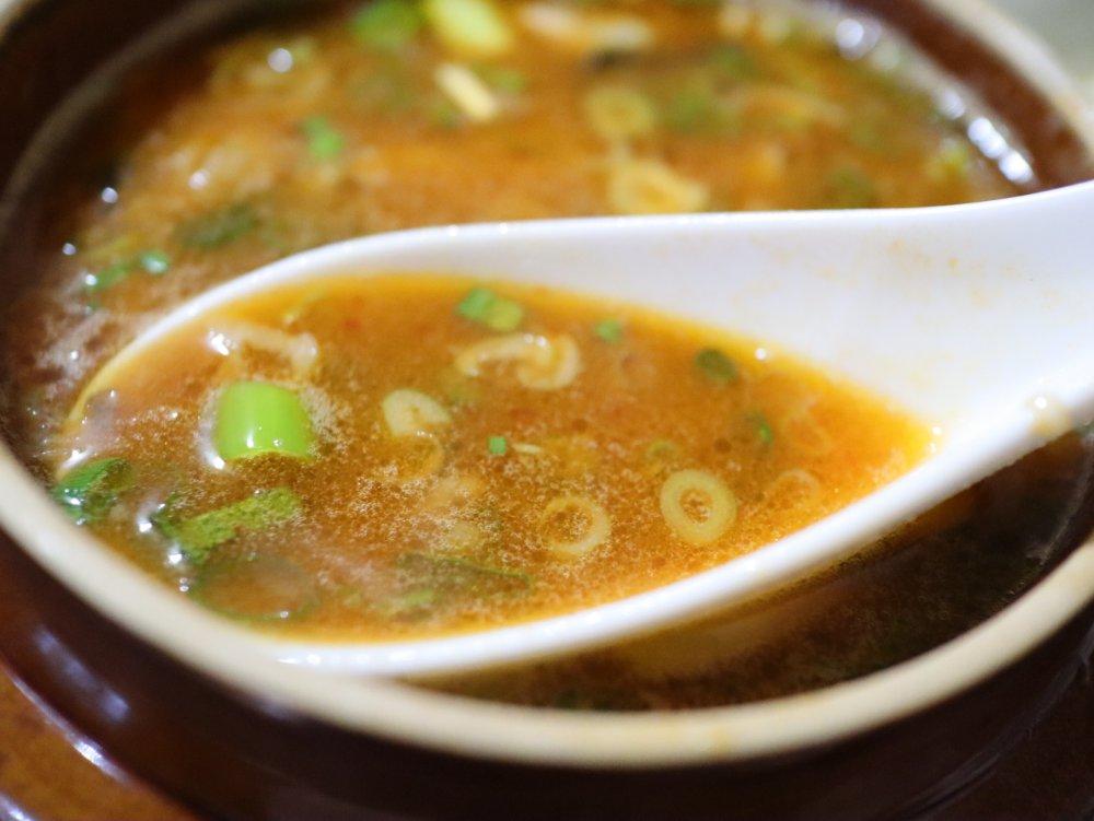 シャバ系スープ