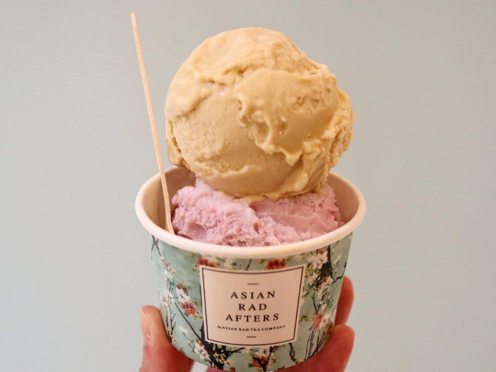 仙台フォーラスでハンドクラフテッドアイスクリーム