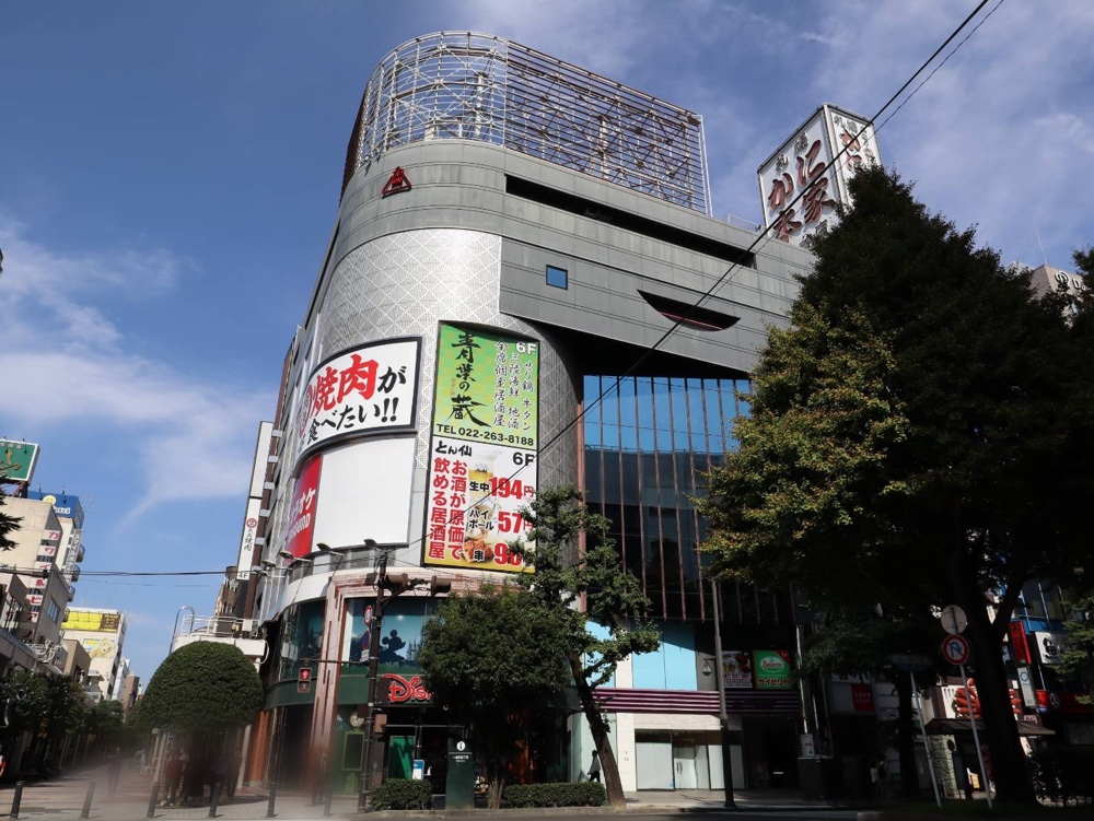 仙台東映プラザビル