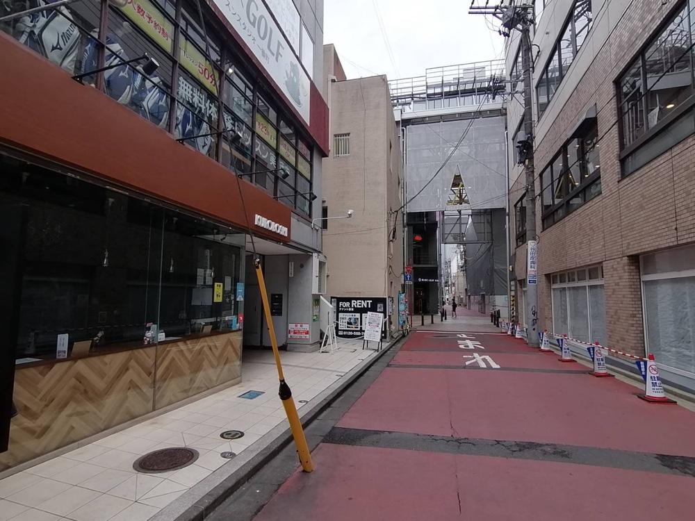 クロボシ仙台店の場所