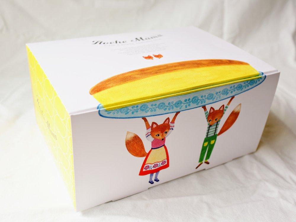 フロッシュママ 箱